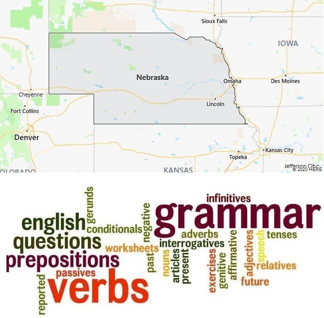 English Schools in Nebraska