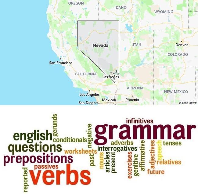 English Schools in Nevada