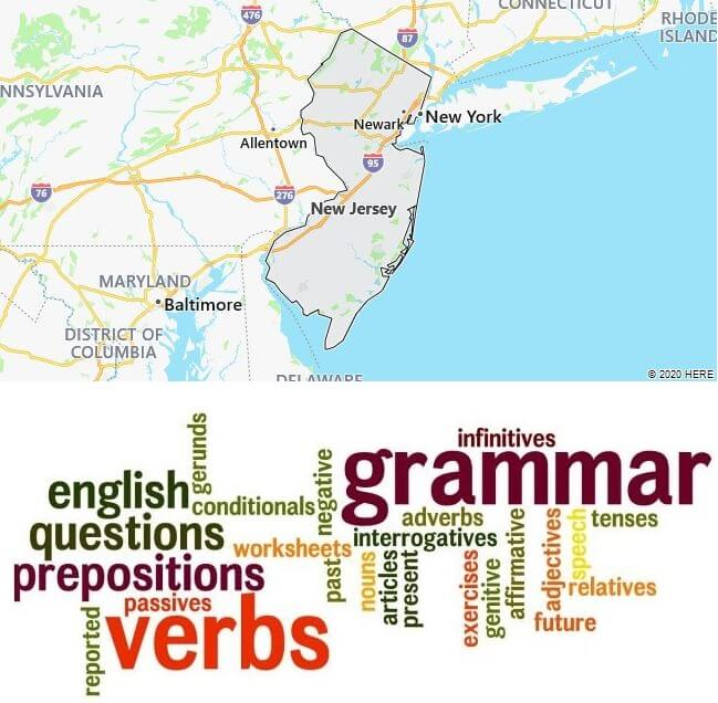 English Schools in New Jersey
