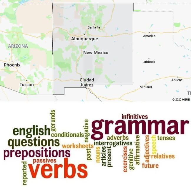 English Schools in New Mexico