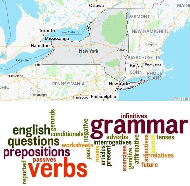 English Schools in New York
