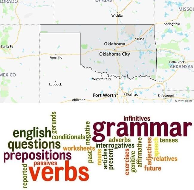 English Schools in Oklahoma