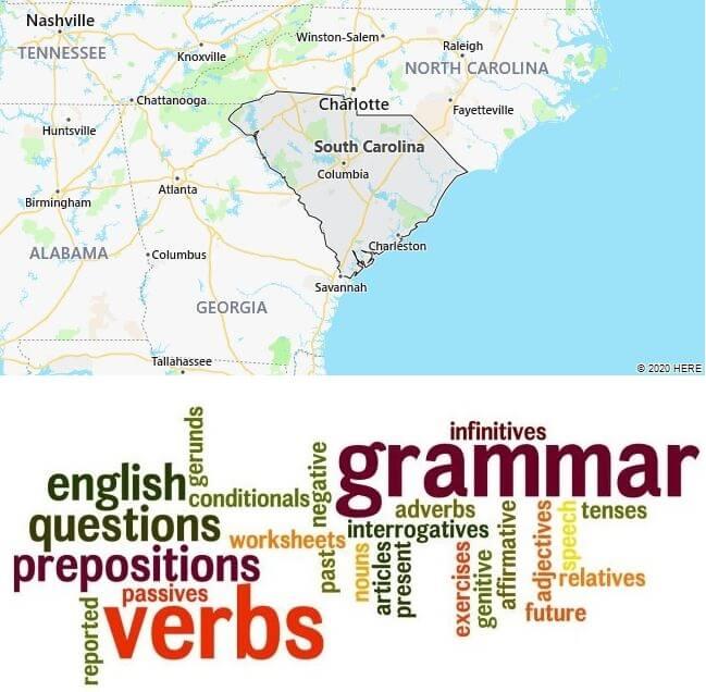 English Schools in South Carolina