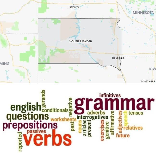 English Schools in South Dakota