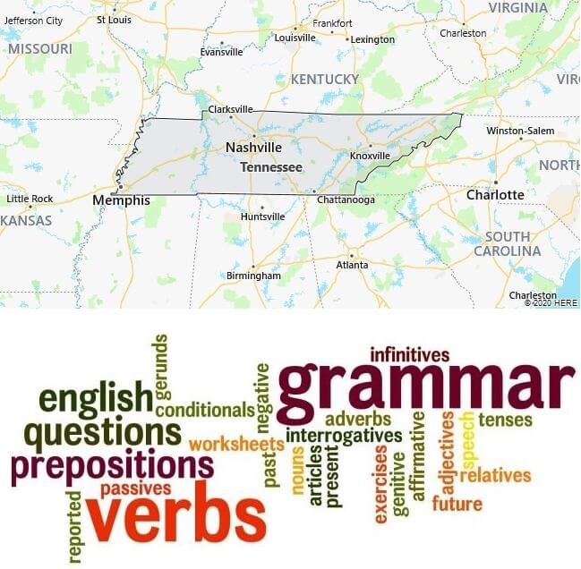 English Schools in Tennessee