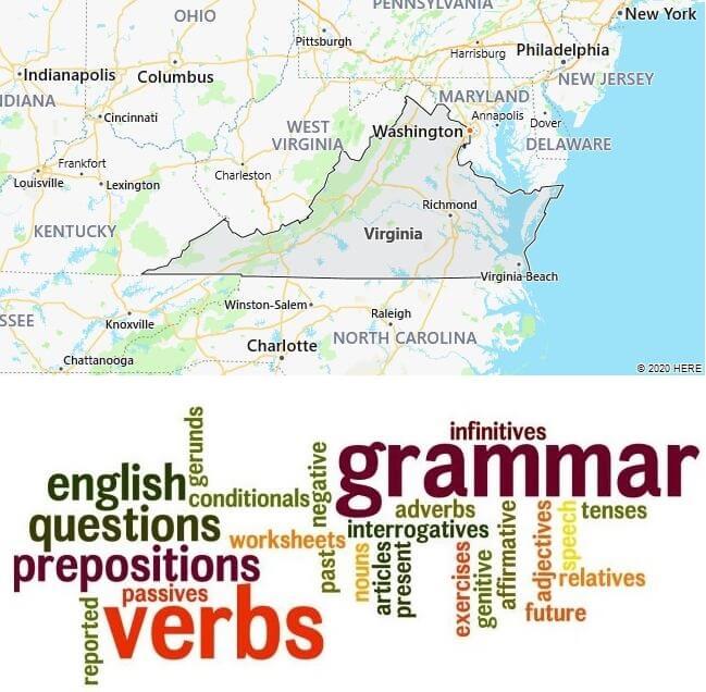 English Schools in Virginia