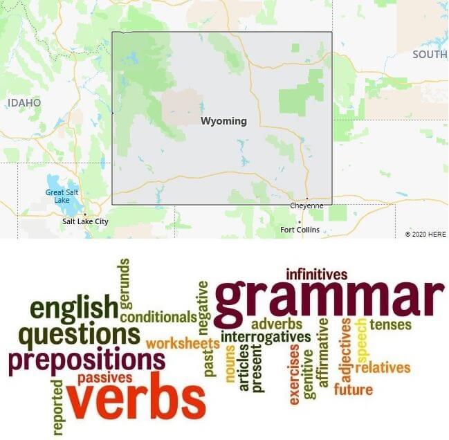 English Schools in Wyoming