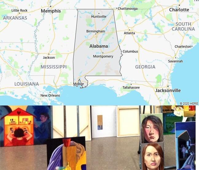Fine Arts Schools in Alabama
