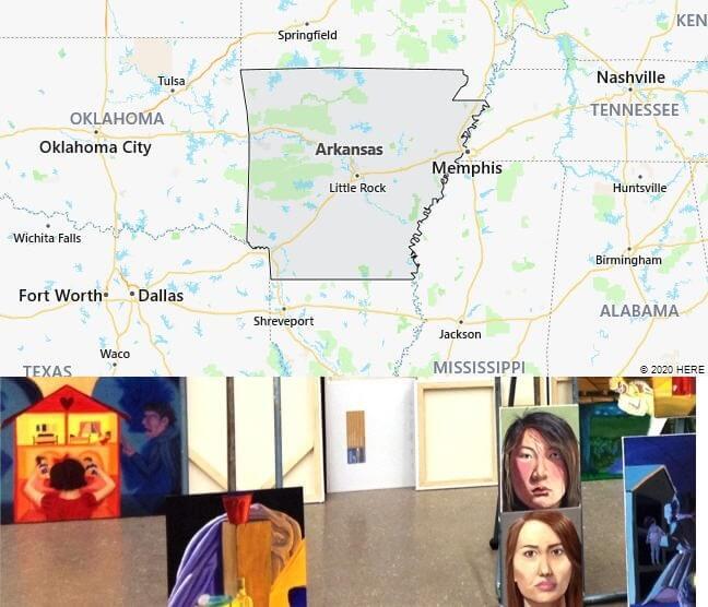 Fine Arts Schools in Arkansas