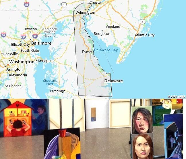 Fine Arts Schools in Delaware
