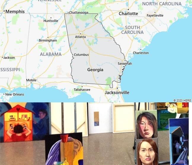 Fine Arts Schools in Georgia