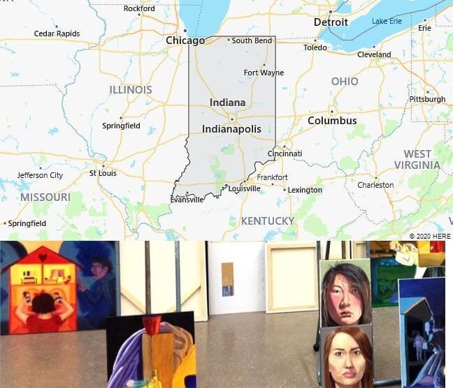 Fine Arts Schools in Indiana