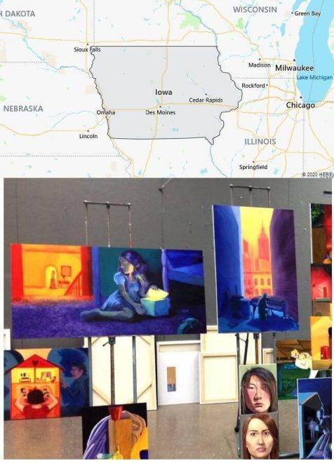 Fine Arts Schools in Iowa