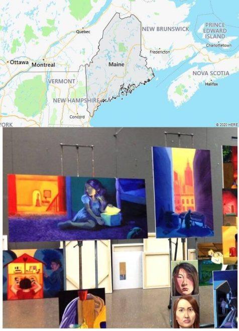 Fine Arts Schools in Maine
