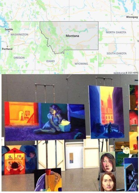 Fine Arts Schools in Montana