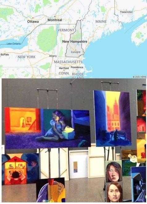 Fine Arts Schools in New Hampshire