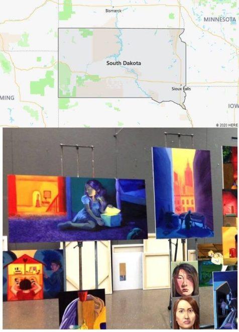 Fine Arts Schools in South Dakota