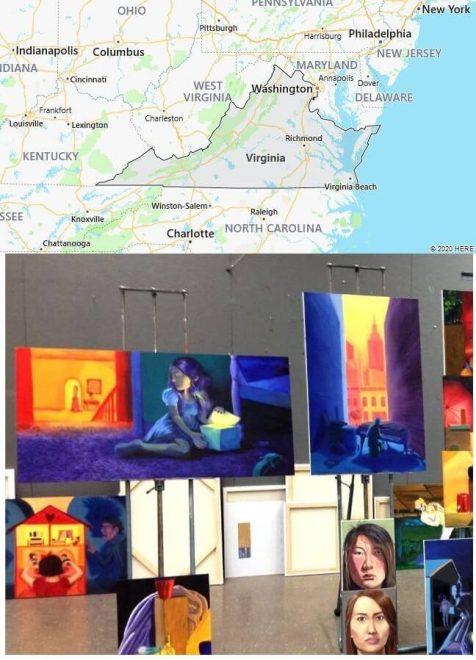 Fine Arts Schools in Virginia