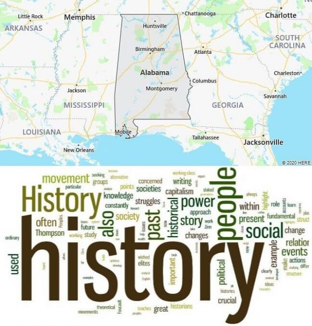 History Schools in Alabama