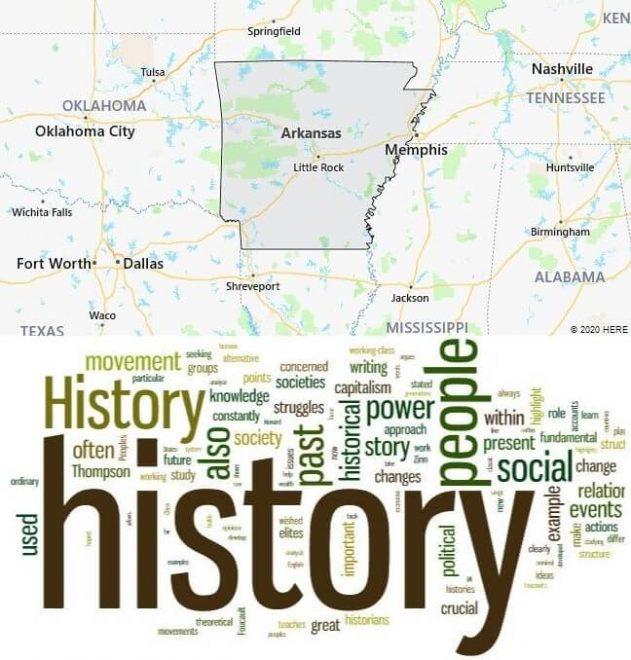 History Schools in Arkansas