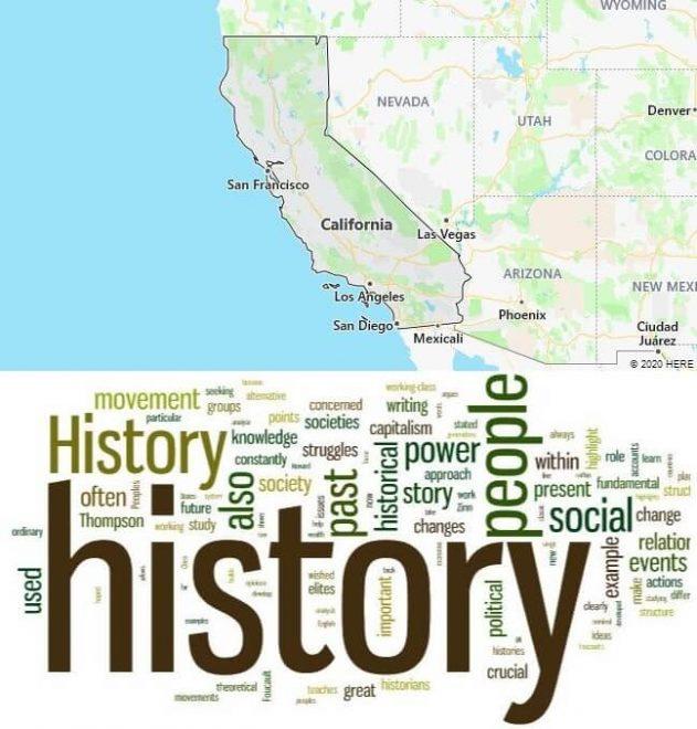 History Schools in California