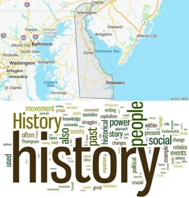 History Schools in Delaware