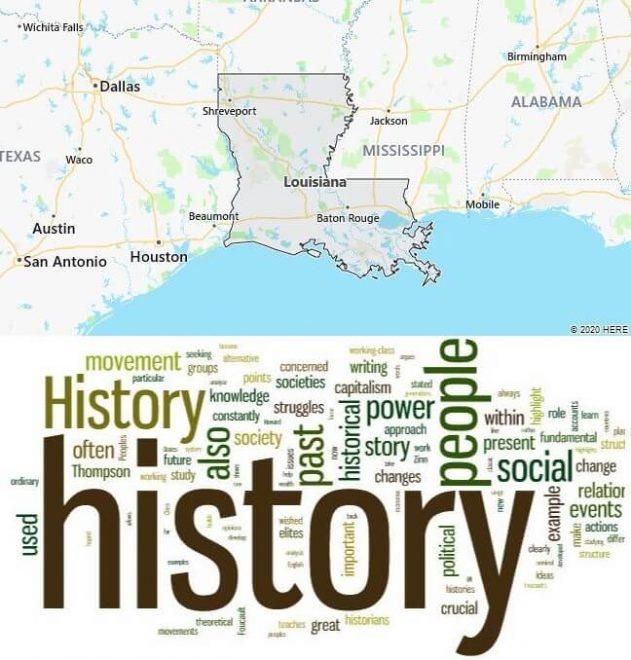 History Schools in Louisiana