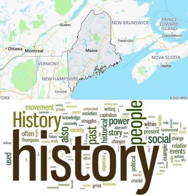History Schools in Maine