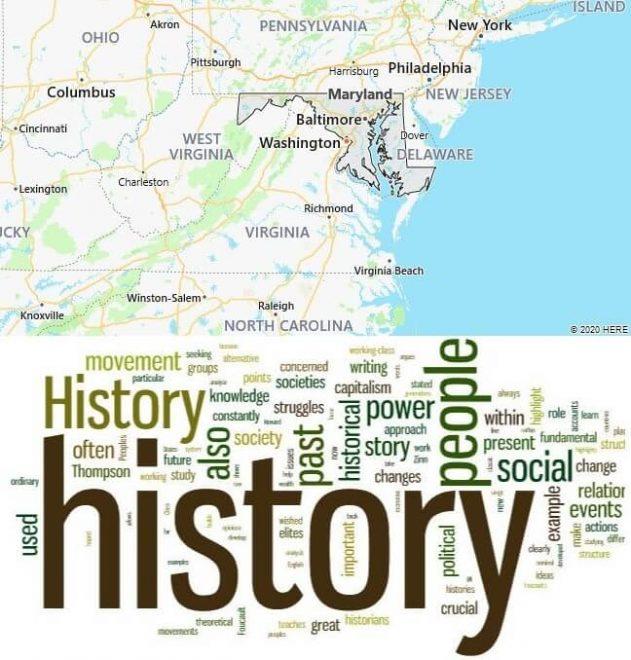 History Schools in Maryland