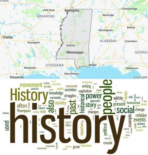 History Schools in Mississippi