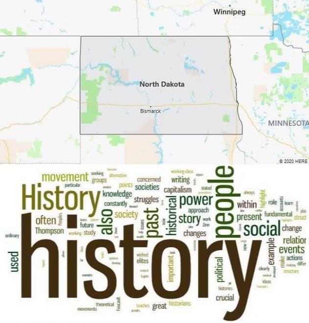 History Schools in North Dakota