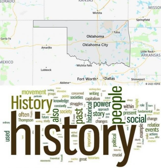 History Schools in Oklahoma