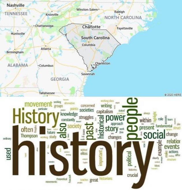 History Schools in South Carolina