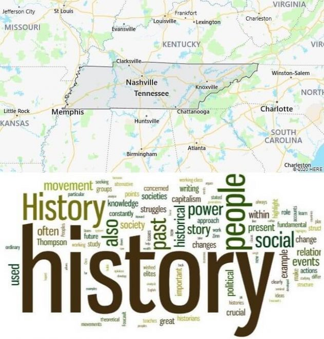History Schools in Tennessee