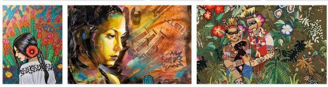 Latin America visual arts