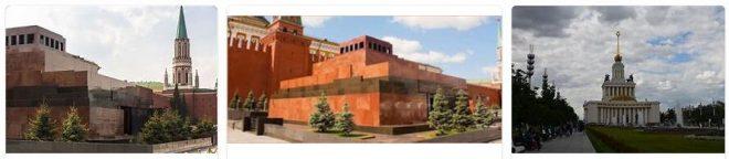 Lenin's trip to Russia