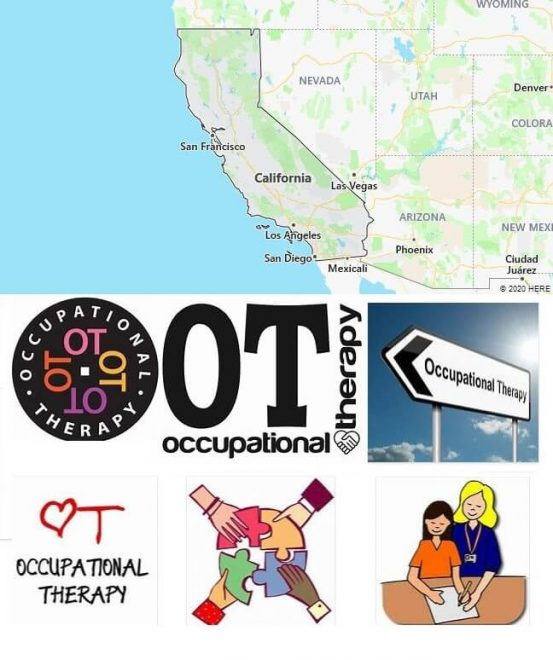 Occupational Therapy Schools in California