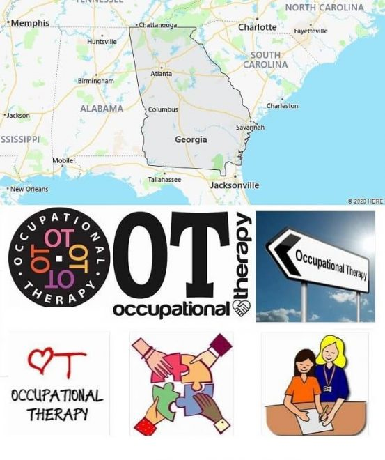 Occupational Therapy Schools in Georgia
