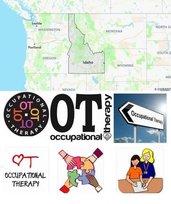 Occupational Therapy Schools in Idaho
