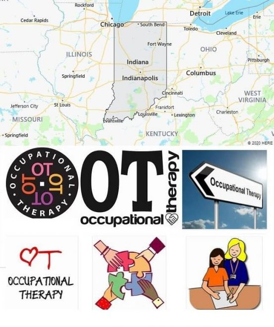 Occupational Therapy Schools in Indiana