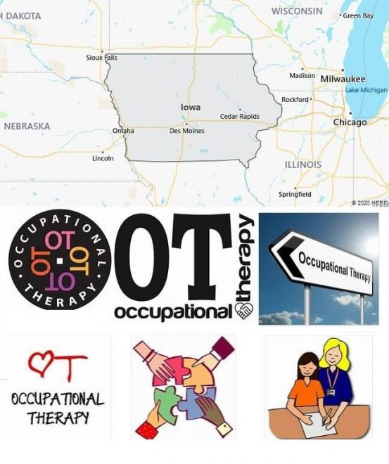 Occupational Therapy Schools in Iowa