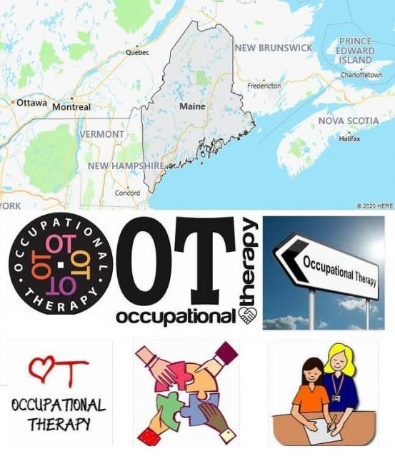 Occupational Therapy Schools in Maine