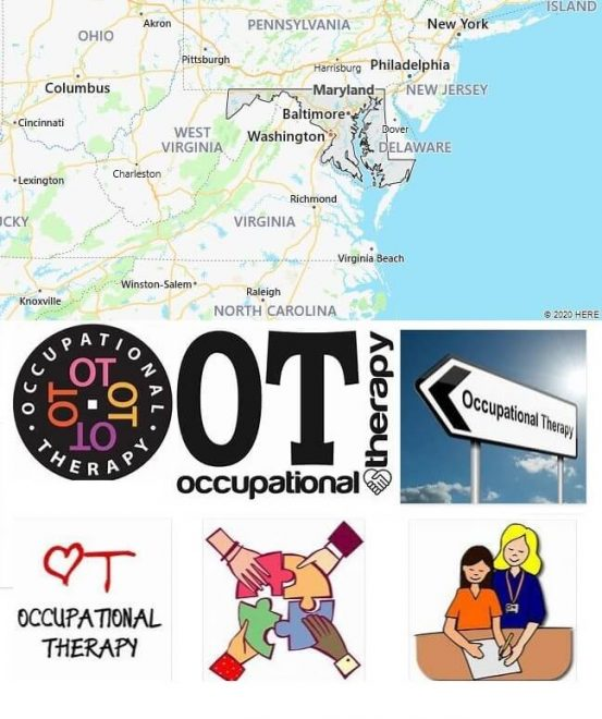 Occupational Therapy Schools in Maryland