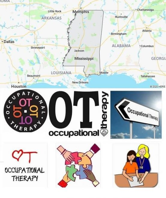Occupational Therapy Schools in Mississippi