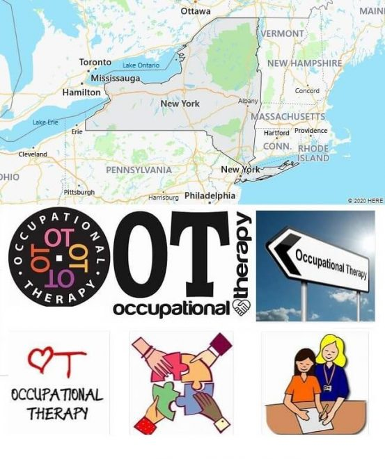 Occupational Therapy Schools in New York
