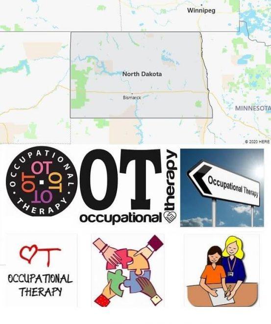 Occupational Therapy Schools in North Dakota