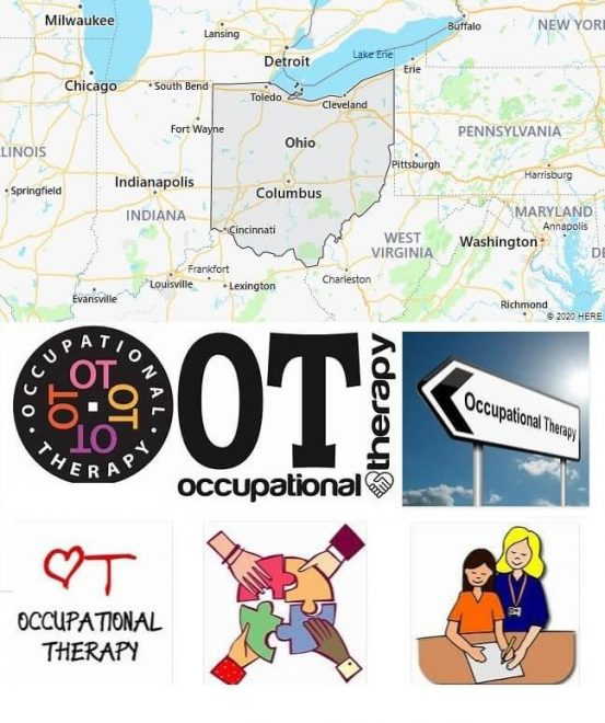 Occupational Therapy Schools in Ohio