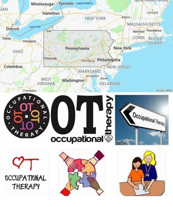 Occupational Therapy Schools in Pennsylvania