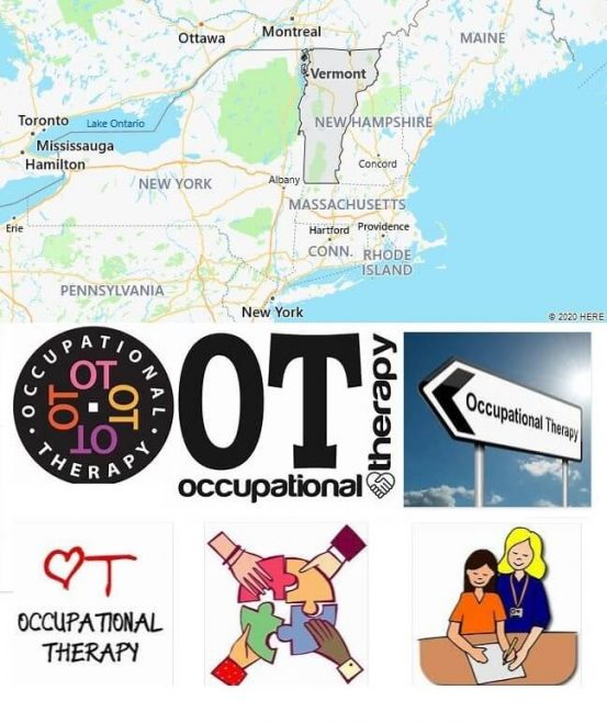 Occupational Therapy Schools in Vermont