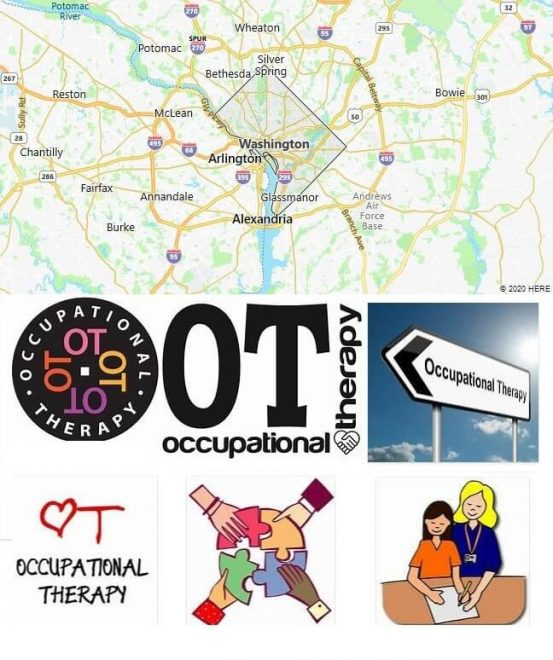 Occupational Therapy Schools in Washington DC